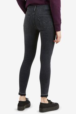 Levi's 720 High-Rise Super-Skinny Jeans