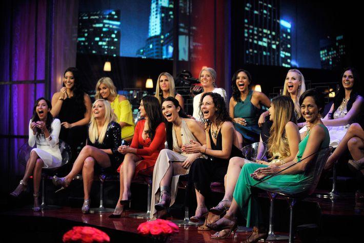 ABC's <em>The Bachelor</em>.