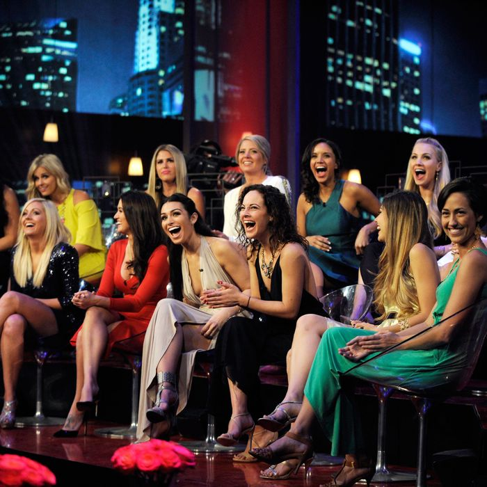 ABC's <em>The Bachelor</em>.