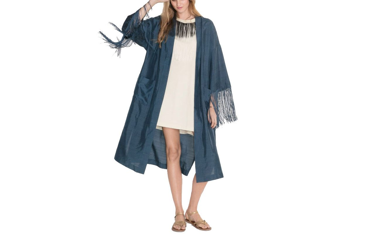 Toms + & Other Stories Silk Robe