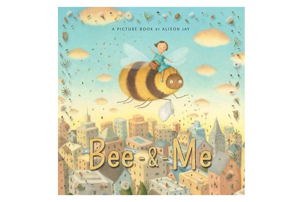 """Bee & Me,"" by Alison Jay"