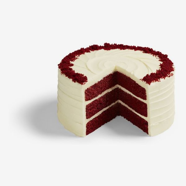 Hummingbird Bakery Red Velvet Cake