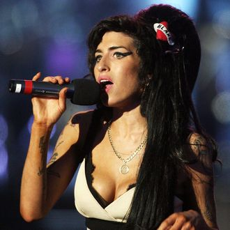Amy winehouses familj i tv show