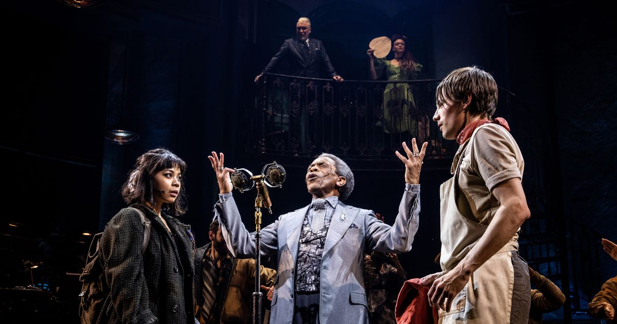 'Hadestown': How It Ended Up on Broadway