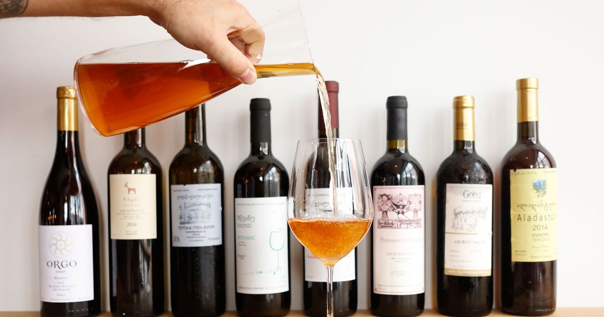 New Yorker Publishes Orange Wine Rant