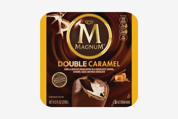 Magnum Double-Caramel Ice-Cream Bar