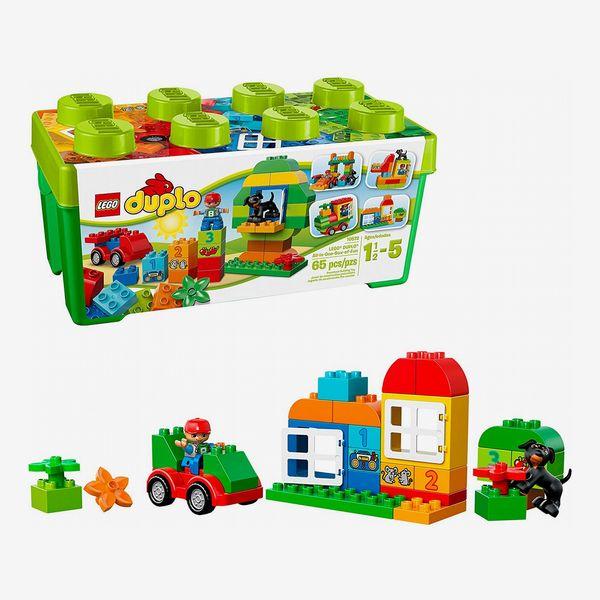 Lego Duplo Creative Play All-in-One-Box-of-Fun