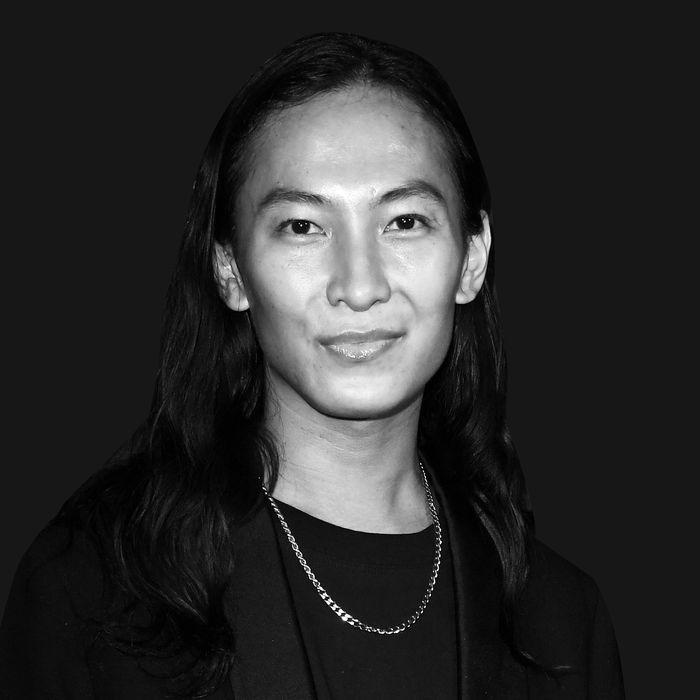 Designer Alexander Wang.