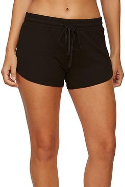 Colosseum Active Women's Terry Cloth 4-Way Stretch Shorts