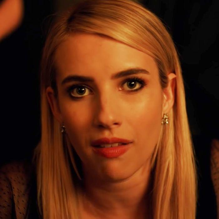 Emma Roberts in American Horror Story: Apocalypse.