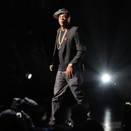 NEW YORK, NY - MAY 02:  Jay-Z attends YouTube 2012 Upfronts Presentation at Beacon Theatre on May 2, 2012 in New York City.  (Photo by Jason Kempin/Getty Images for You Tube)