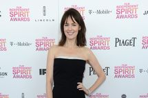 Actress Rosemarie DeWitt attends the 2013 Film Independent Spirit Awards at Santa Monica Beach on February 23, 2013 in Santa Monica, California.