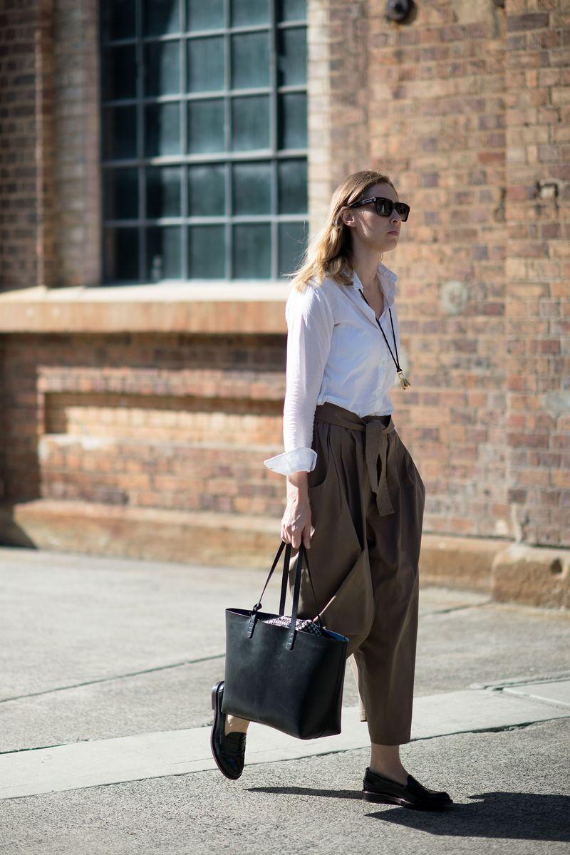 Street Style Australia Fashion Week The Cut