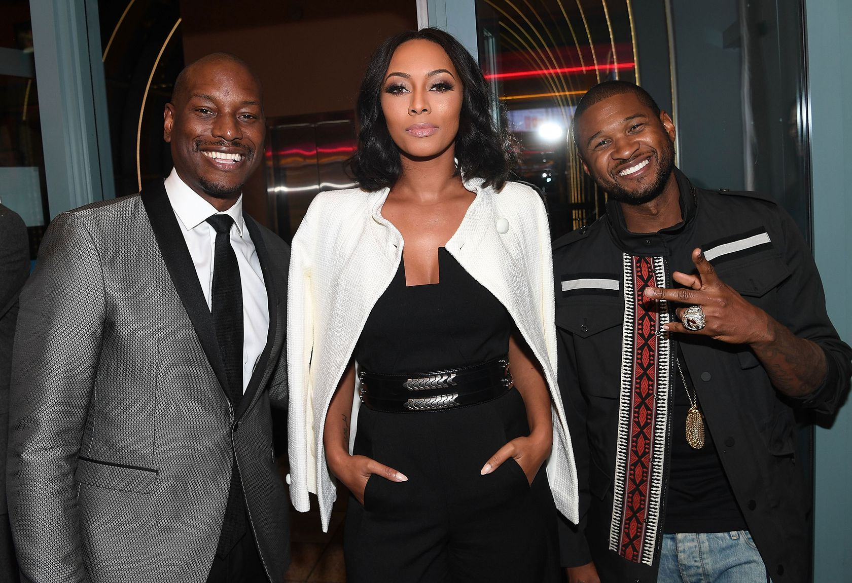 Tyrese, Keri Hilson, Usher - Katy Perry and Hari Nef Partied This ...