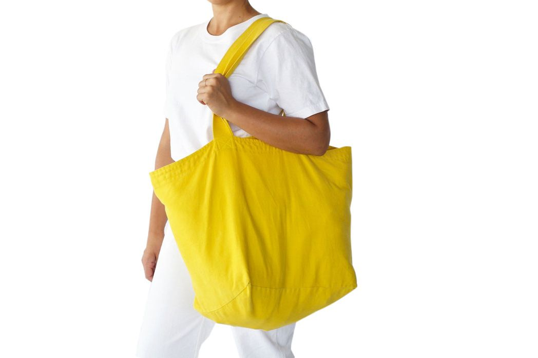 "best tote bags. Big Yellow Tote. ""I used this EVERYBODY tote bag ... 7e2c603b640bc"