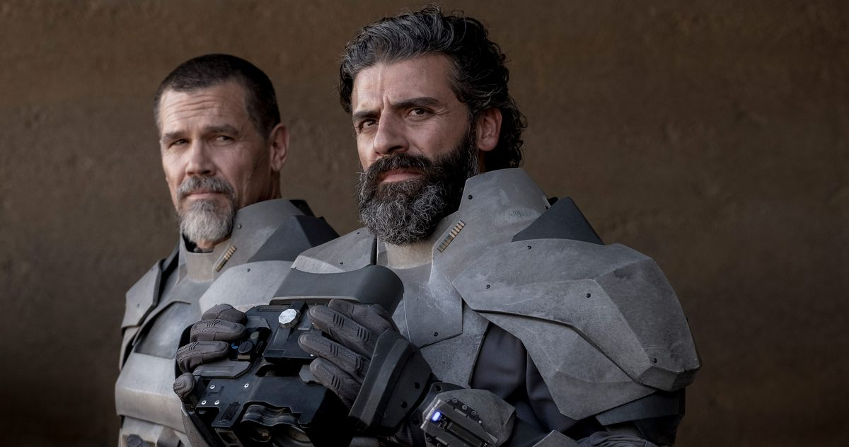 Dune and Oscar Isaac's Hot Beard Will Premiere at Venice Film Festival