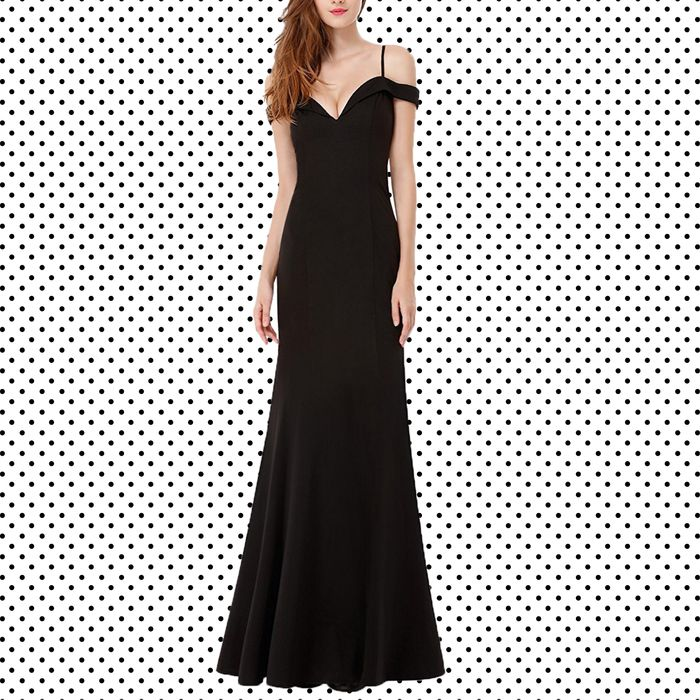 17 Black Dresses You Can Wear To A Wedding,Simple Dress For Wedding Ceremony