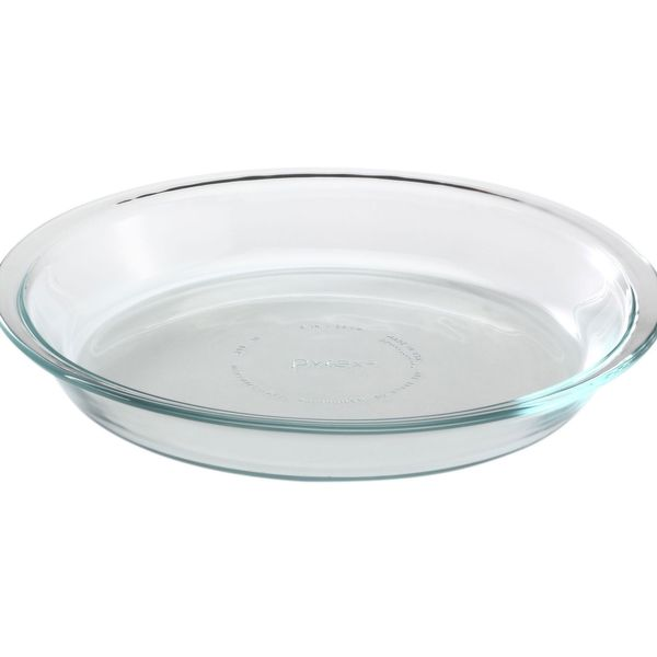 Pyrex Glass 9-inch Pie Plate