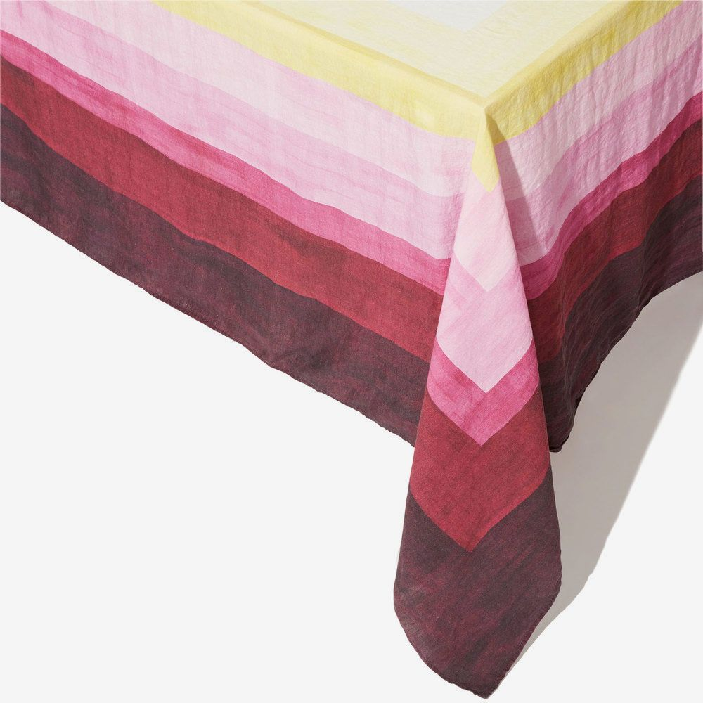 Shades of Pink Tablecloth