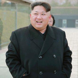 DPRK-PYONGYANG-KIM JONG UN-PHYONGCHON REVOLUTIONARY SITE-FIELD GUIDANCE