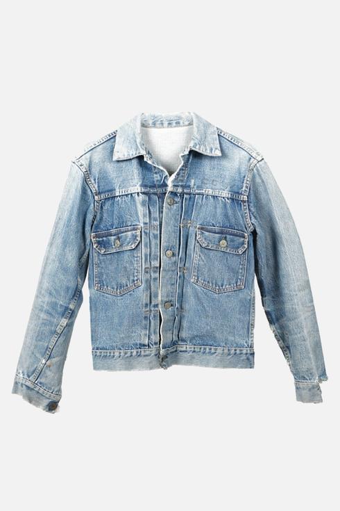 Vintage Denim Jacket Blue Denim Jacket Denim Coat Women/'s Jacket Jean Jacket 80s Denim Jacket Size Medium