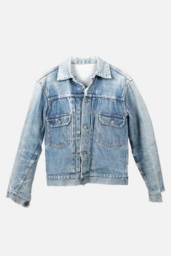 Vintage Levi's 507XX 2nd Edition Denim Jacket