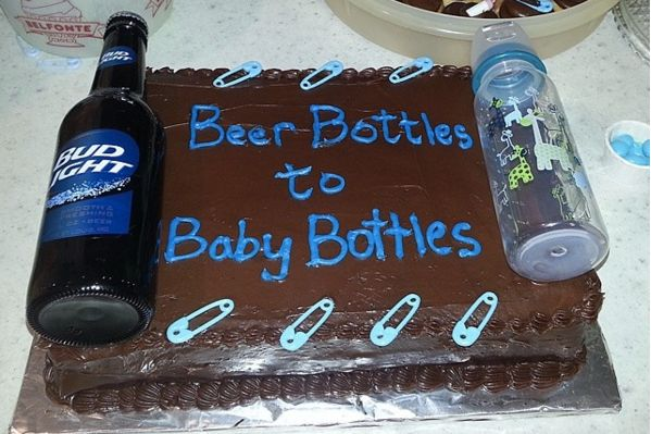 Baby Showers For Dads In The Office ~ Baby shower etiquette evite