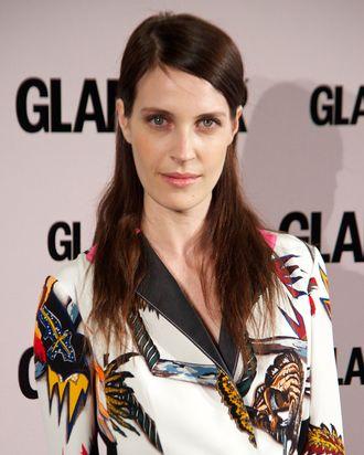 Model Vanessa Traina attends
