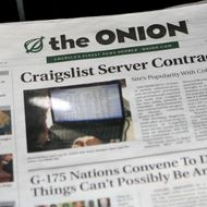 The Onion Newspaper Ceases Publication In Major California Markets