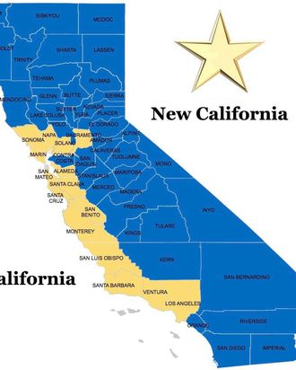 The Case For New California