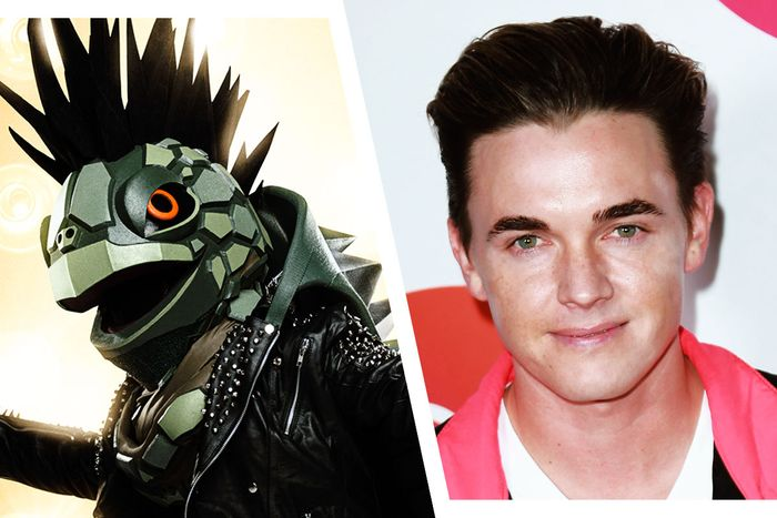Is the Turtle … Jesse McCartney?