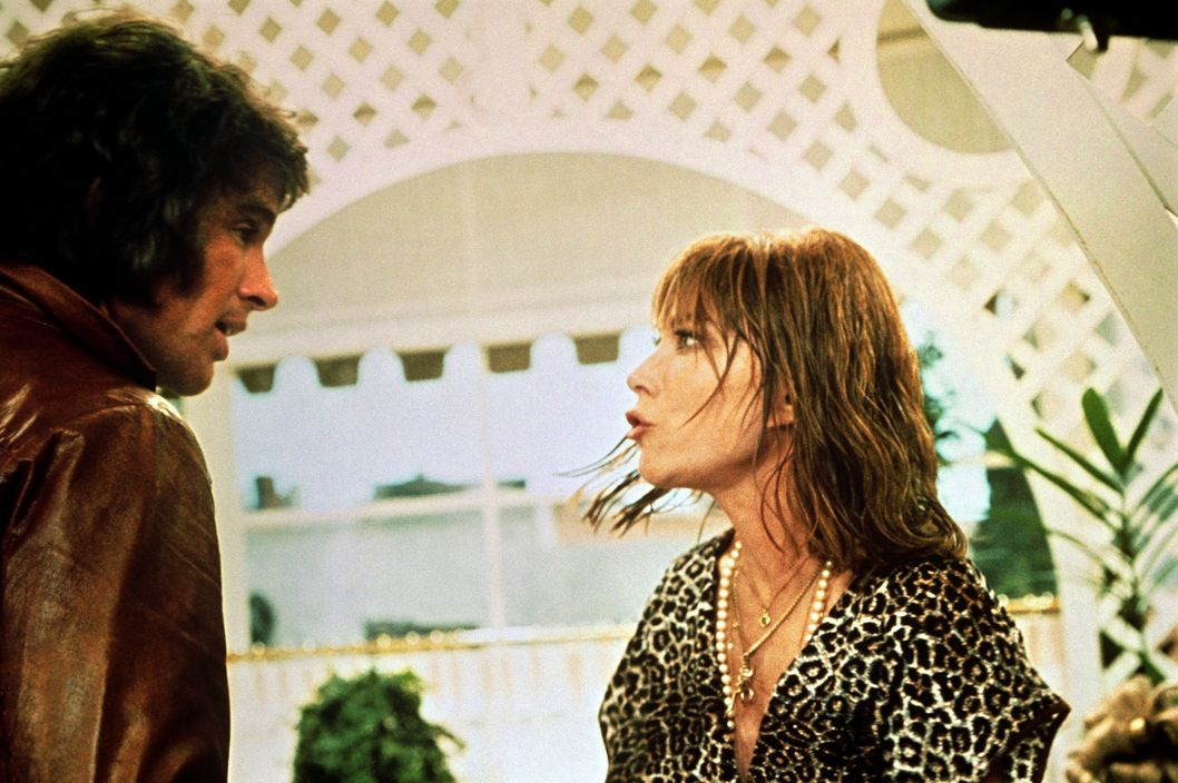 SHAMPOO, Warren Beatty, Lee Grant, 1975