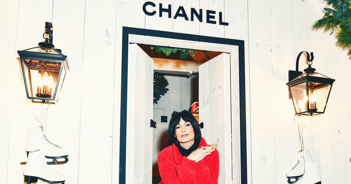 This Is What a Merry Chanel Christmas Looks Like