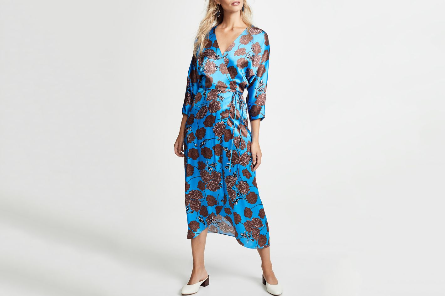 No. 6 Viola Wrap Dress