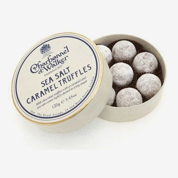 Charbonnel Sea Salt Caramel Truffles