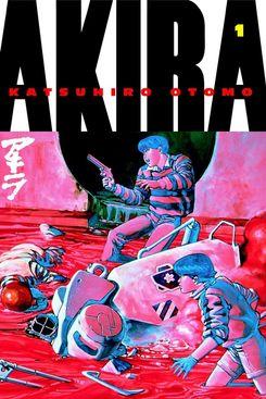 Akira, by Katsuhiro Otomo Vol. 1