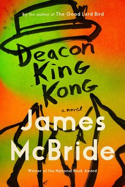 Deacon King Kong by James McBride