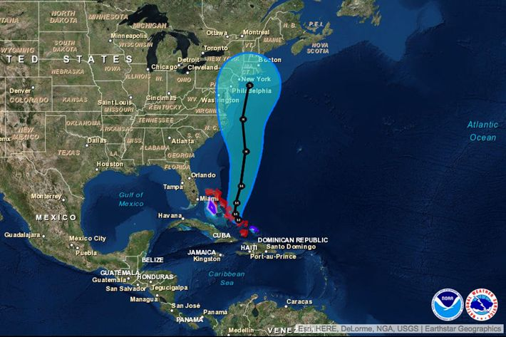 Hurricane Joaquin Upgraded To Category 4 But Don T Panic Just Yet