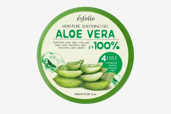 Esfolio Moisture Soothing Aloe Vera Gel