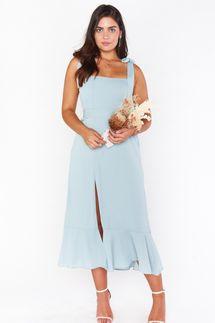 Show Me Your Mumu Claire Midi Dress