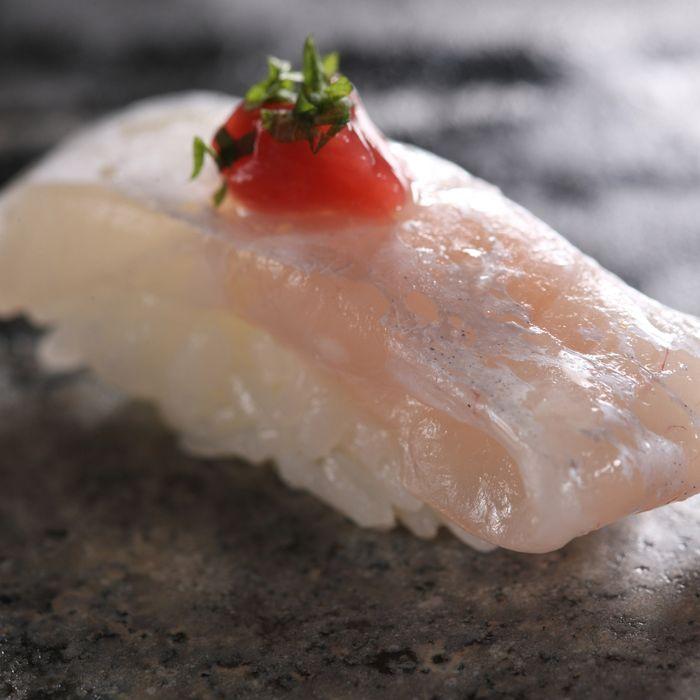 Shuko, one of New York's nouveau sushi bars.