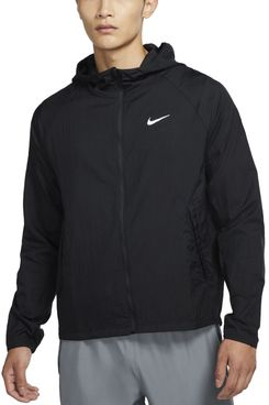 Nike Essential Water Repellent Nylon Running Jacket