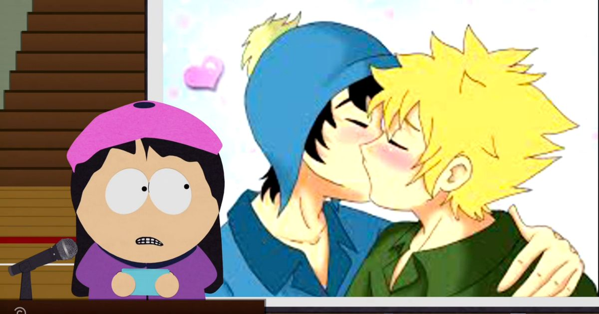 Image result for south park yaoi