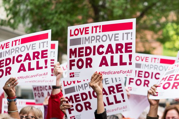 Medicare for All Is Popular in South Carolina, New Poll Says