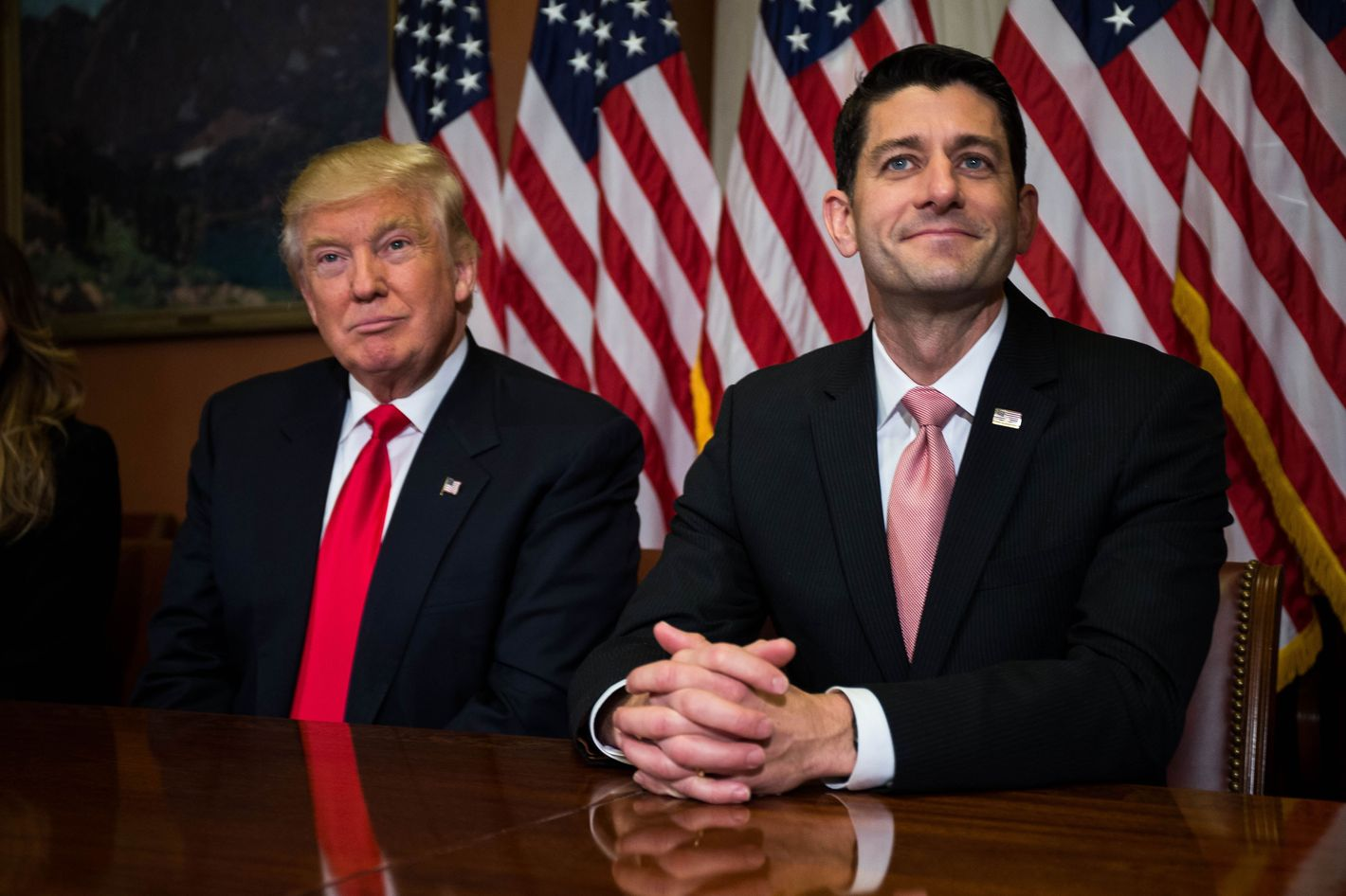 Image result for paul ryan donald trump