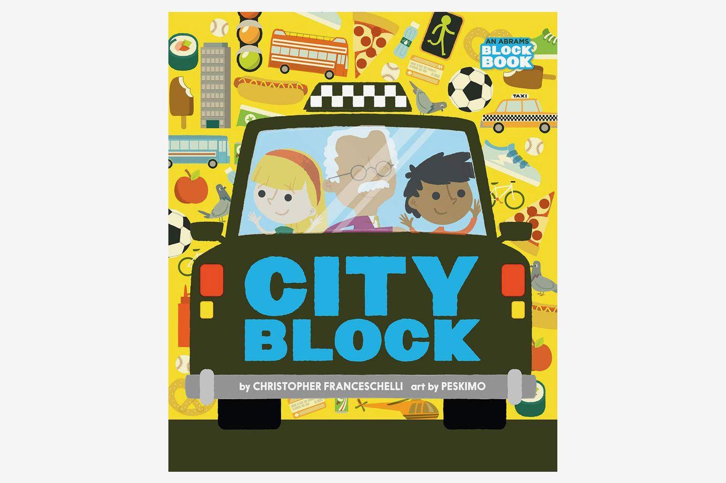 """Cityblock"" by Christopher Franceschelli  (Author), Peskimo (Illustrator)"