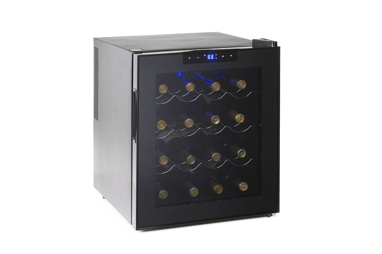 Sur La Table Wine Enthusiast Silent 16-Bottle Touchscreen Wine Refrigerator