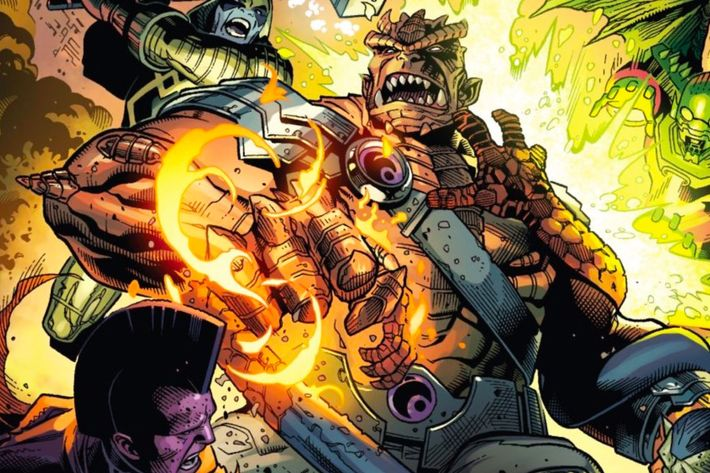 Who Are Avengers: Infinity War's Children of Thanos?