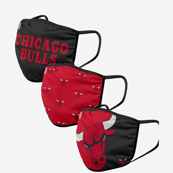 Chicago Bulls Team Masks