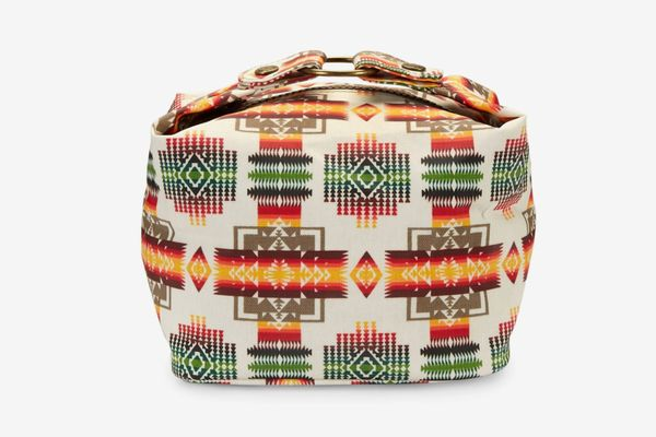Pendleton Print Cosmetic Case